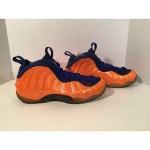 new style 5cf17 4e634 Nike Shoes - Nike Air Foamposite One Knicks